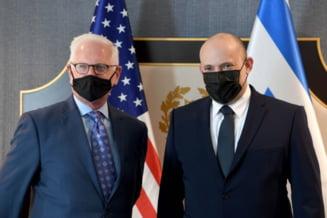 Fostul premier Benjamin Netanyahu a sugerat pe Facebook că Joe Biden a adormit în timpul întâlnirii cu prim-ministrul Israelului