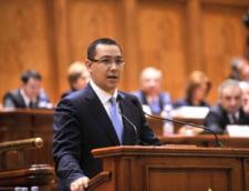 Fostul premier Victor Ponta, dupa ce a vazut cifrele de la Finante: Rectificarea bugetara e negativa