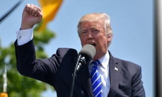 Fostul presedinte Donald Trump a solicitat abandonarea procesului inceput impotriva sa in Congresul SUA