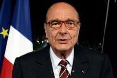 Fostul presedinte Jacques Chirac a ajuns la spital - Tocmai s-a intors din Maroc