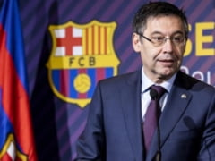 "Fostul presedinte al Barcelonei a fost audiat si pus in libertate. Ancheta ramane in desfasurare in cazul ""Barcagate"""