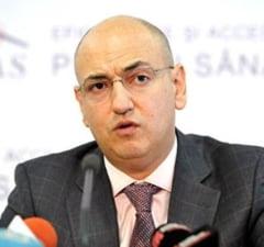 Fostul presedinte al CNAS, numit de Basescu in conducerea institutiei