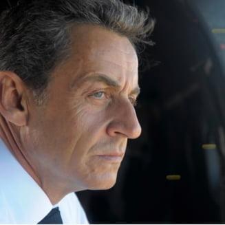 Fostul presedinte al Frantei, Nicholas Sarkozy, condamnat la 3 ani de inchisoare pentru coruptie