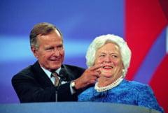 Fostul presedinte american George H.W. Bush a fost spitalizat, la o zi dupa inmormantarea sotiei sale