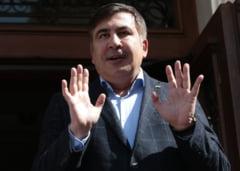 Fostul presedinte georgian Mihail Saakasvili nu va fi arestat, nici extradat din Ucraina