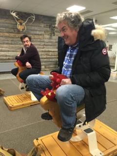 Fostul prezentator Top Gear Jeremy Clarkson a fost internat de urgenta