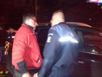 Fostul primar al municipiului Deva, grav accident de circulatie (Video)