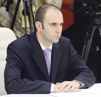 Fostul sef ANAF ii cerea lui Sorin Alexandrescu ca trustul Intact sa o promoveze pe concubina sa