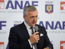Fostul sef al ANAF, Gelu Diaconu, critica Sectia Speciala pentru clasarea plangerii sale impotriva procurorilor DNA