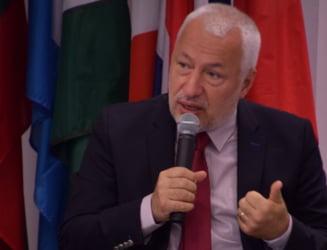 """Fostul sef al Colegiului National de Informatii al SRI, Iulian Fota: """"AUR este un proiect rezultat din laboratoare neaose romanesti"""""""