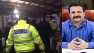 """Fostul sef al Consiliului Judetean Arad, """"calcat"""" din nou de Politie. Nicolae Iotcu a dat o petrecere-monstru de ziua lui la un an jumatate dupa ce-a iesit din inchisoare"""