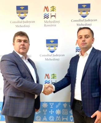 """Fostul sef al Garzii de Mediu Mehedinti a fost numit manager al Spitalului Judetean de Urgenta. Virgil Popescu: """"Presedintele CJ Mehedinti sfideaza legea"""""""