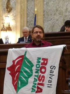 Fostul senator USR-PLUS, Mihai Gotiu, insista cu candidatura la sefia Garzii de Mediu. Petitie adresata lui Barna si lui Ciolos