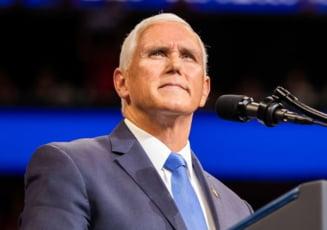 Fostul vicepresedinte al SUA, Mike Pence, operat cu succes pentru implantarea unui stimulator cardiac