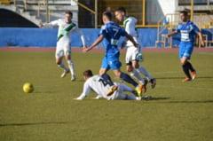 Fotbal: Avantul Reghin - Gloria Progresul, ultima etapa din tur, sambata 22 noiembtie, ora 14,00