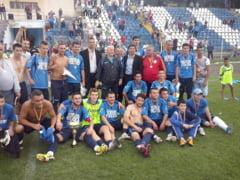 Fotbal: CFR Constanta va fi adversara tulcenilor de la Delta Dobrogea la barajul de promovare