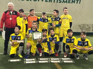 Fotbal/ Copii: Aerostar, finalista Cupei Play