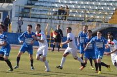 Fotbal: Gloria la a doua victorie in retur: CS Iernut - Gloria 2-5 (1-3)