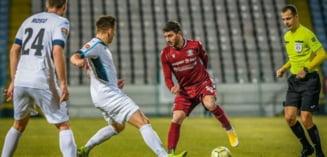 Fotbal: Play - out in Liga 1 si Liga 2, si play - off pentru titlu in Liga 1