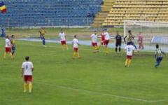 Fotbal. Stiinta Miroslava - Dunarea, partida programata sambata, 21 aprilie