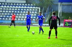 """Fotbal Amical de lux pentru CSM - """"viperele albastre"""" promit spectacol la intalnirea de azi cu Pandurii Targu Jiu"""