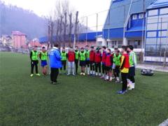 """Fotbal Juniorii lui """"Manga"""" merg la turneul semifinal al Cupei Federatiei - republicanii B urmeaza exemplul colegilor mai mari"""