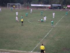 Fotbal Liga a III-a, Delta Dobrogea - Viitorul Axintele 2-1 (0-0) Victorie binemeritata pentru Delta Dobrogea cu o aspiranta la promovare