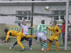 Fotbal Liga a III-a: Inainte Modelu - Delta Dobrogea 2-2 (2-2) Jumatate de ora de fotbal, in ultimul meci al tulcenilor