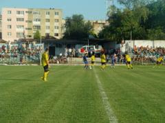 Fotbal Liga a IV-a S-a tras cortina peste campionatul judetean: urmeaza play-off-ul