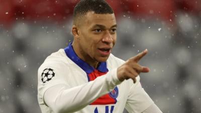 Fotbal de poveste in Champions League. Kylian Mbappe a detonat bomba la Munchen