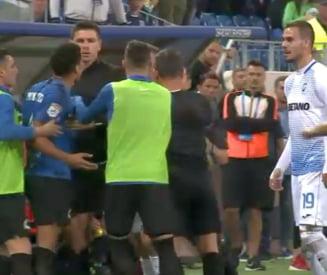 Fotbalist cunoscut din Liga 1, amendat pentru declaratii rasiste