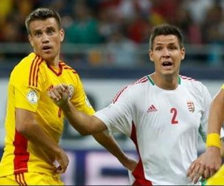 "Fotbalist maghiar, dupa meciul cu Romania: ""N-am mai vazut asa ceva!"""