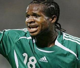 Fotbalist nigerian, rapit in plina strada!