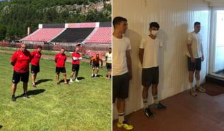 Fotbalistii de la CSM s-au reunit, dar nu s-au antrenat!