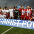 Fotbalistii din Liga I au jucat impotriva saraciei