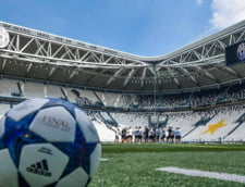 Fotbalistii lui Juventus joaca pe o prima spectaculoasa in finala Champions League