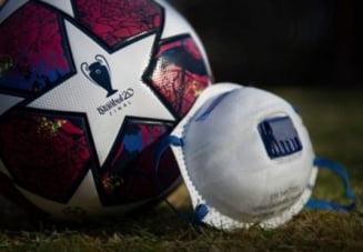 Fotbalistii vindecati de COVID-19 nu vor mai fi retestati timp de 90 de zile