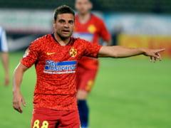 Fotbalistul Adrian Popa: Au fost cuvinte foarte grele din partea lui Gigi Becali. Mama este hipertensiva, i se ridica tensiunea