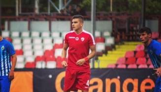 Fotbalistul Vlad Motroc vine la Slatina