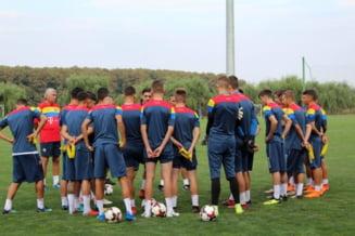 Fotbalistul acuzat de furt in cantonamentul nationalei Romaniei da cartile pe fata