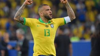 Fotbalistul de 38 de ani care revine la nationala Braziliei