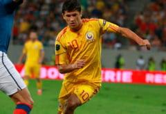 Fotbalistul pitestean, Cristi Tanase, revine la Nationala