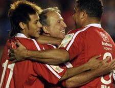 Fotbalul adevarat se joaca in Brazilia (Video)