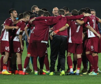 Fotbalul romanesc, in colaps: Inca o fosta campioana intra in insolventa