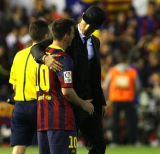 Fotografia care a facut inconjurul lumii dupa Barcelona - Real Madrid