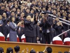 Fotografia zilei: Coreea de Nord, cucerita de cativa americani