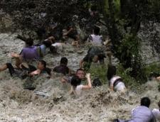 Fotografia zilei: Dezastru in China, cauzat de inundatii
