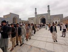 Fotografia zilei: O zi istorica pentru Afganistan