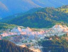 Fotografia zilei: Salvarea Rosia Montana - e sit arheologic de categoria A