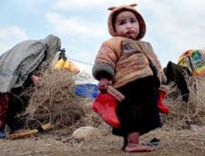 Fotografia zilei: Speranta in tara disperarii
